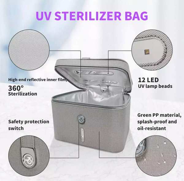 UVee Portable UVC Bag