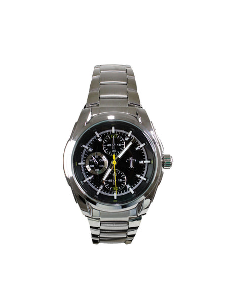 Torque Watch in Silver