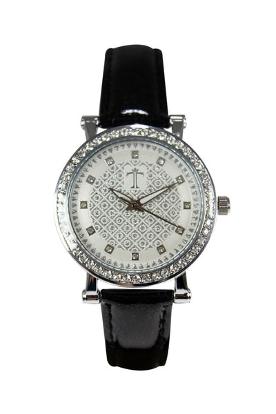 Ashley Watch in White
