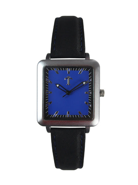 Brisk Watch in Blue