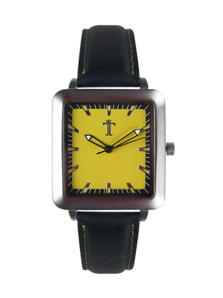 Brisk Watch in Yellow