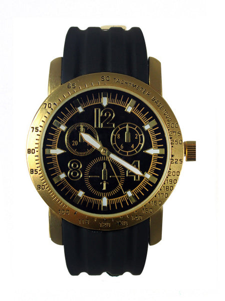 Versatile Watch in Black