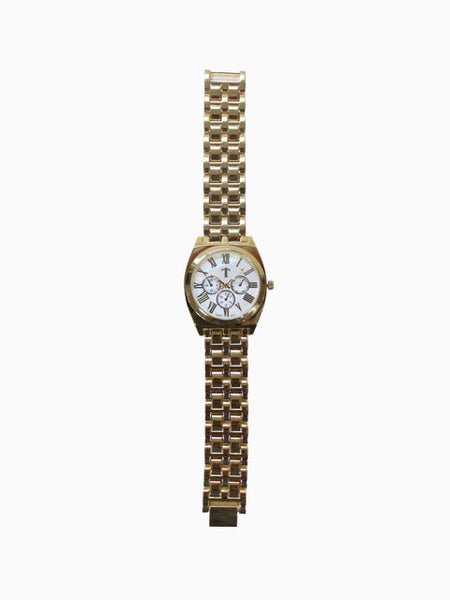 Gold watch for men