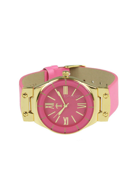 Tahlia Watch in Pink