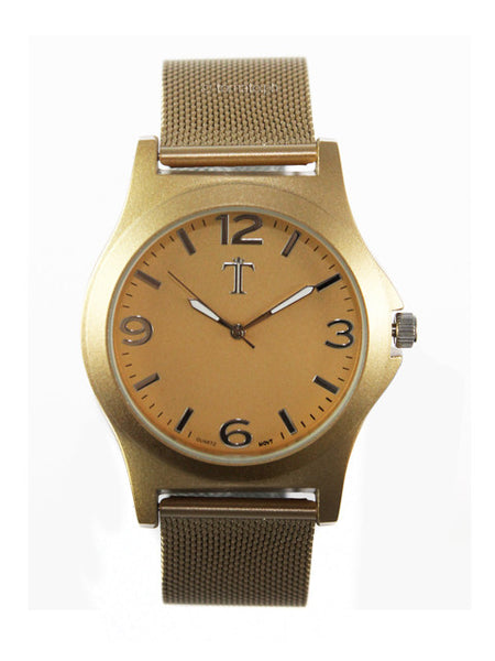 Tavi Watch in Gold