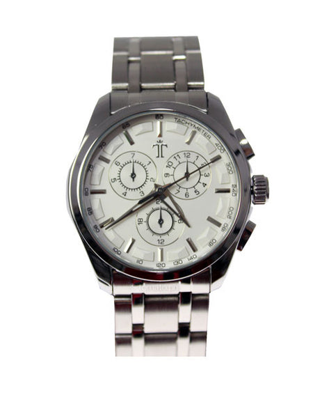 Thurston Watch in Silver