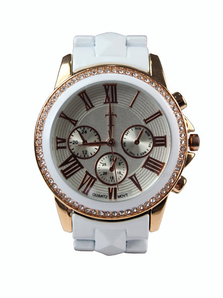 Tivoli Watch in White