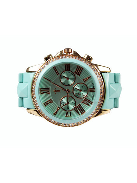 Tivoli Watch in Mint