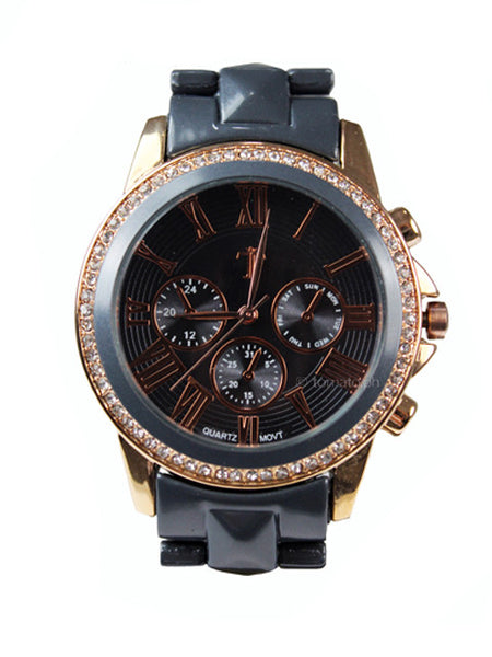 Tivoli Watch in Black