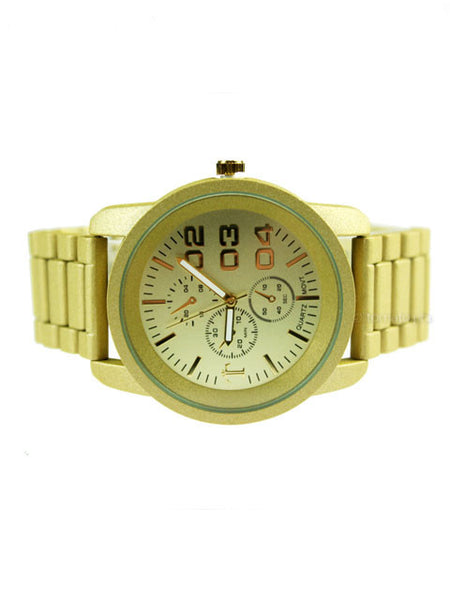 Todd Watch in Gold
