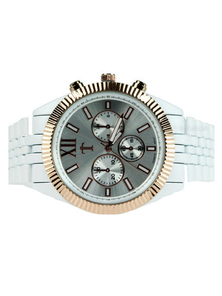 Travis Watch in White
