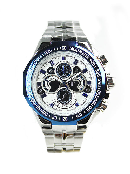 Aaron Watch in Blue