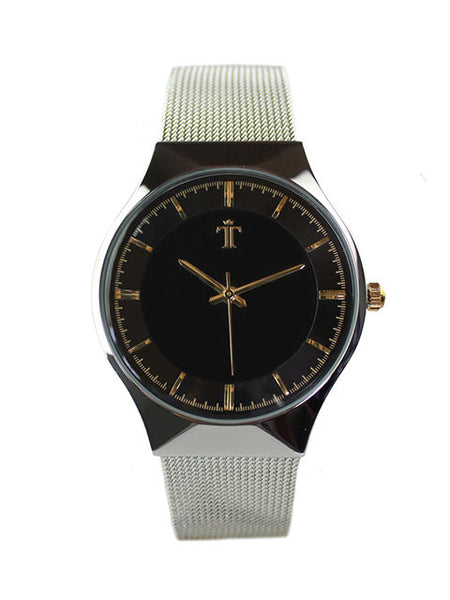 Albert Watch in Black