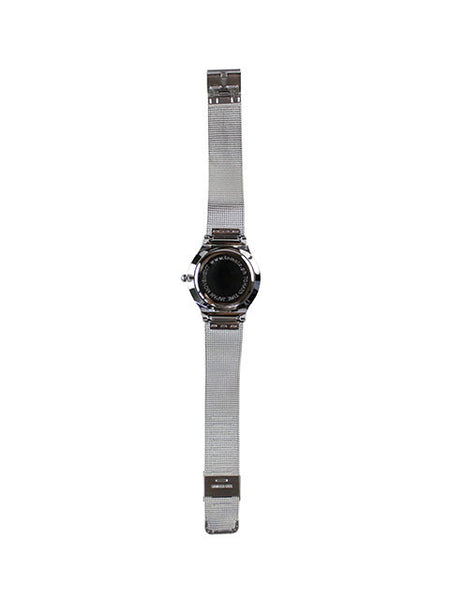 Albert Watch in Silver