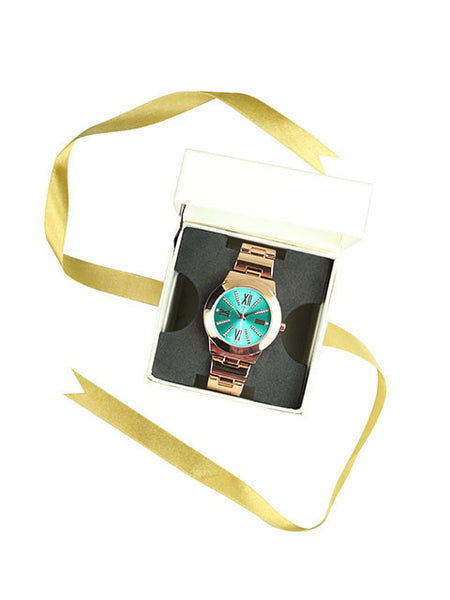Alicia Watch in Green