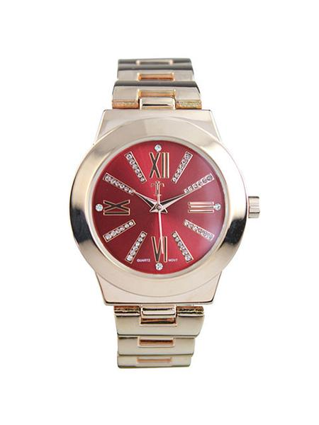 Alicia Watch in Red