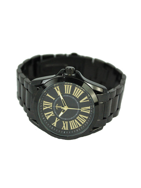 Alexander Watch in Black