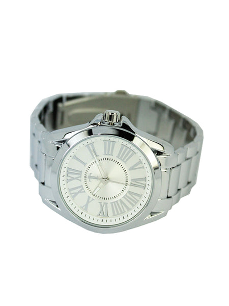 Alexander Watch in Silver