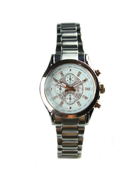Bernice Watch in Silver