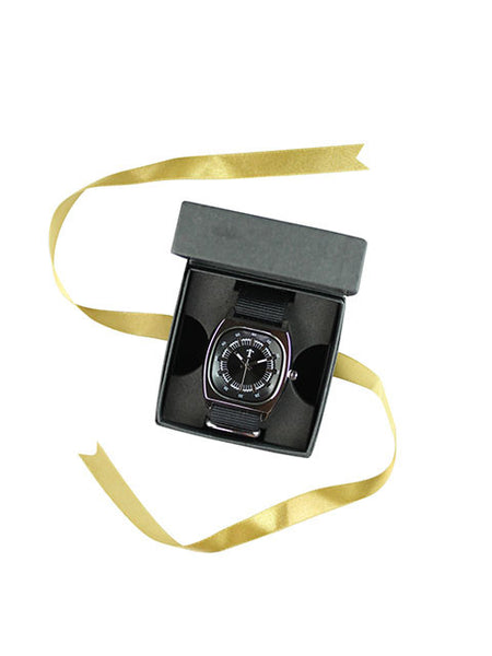 Eduardo Watch in Black