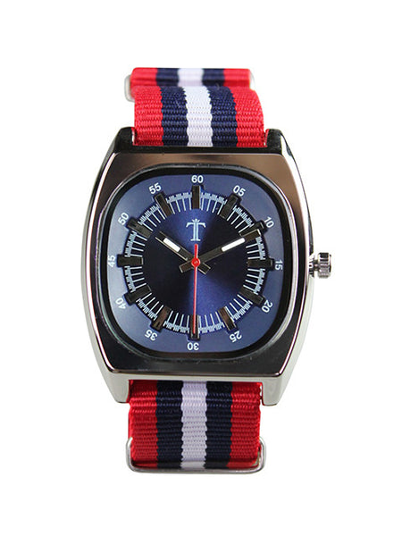 Eduardo Watch in Red