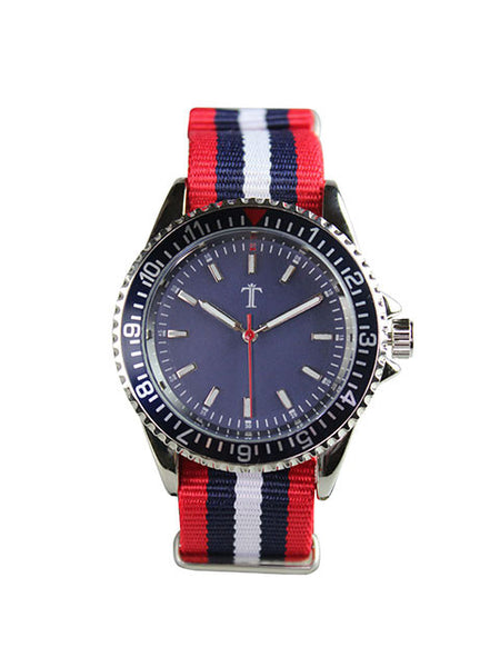 Egan Watch in Red