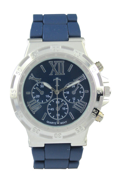Eli Watch in Navy