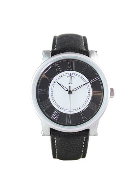 Enzo Watch in Silver