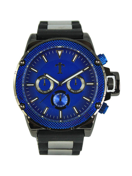 Evan Watch in Blue