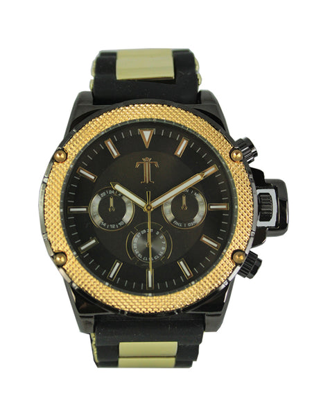 Evan Watch in Gold