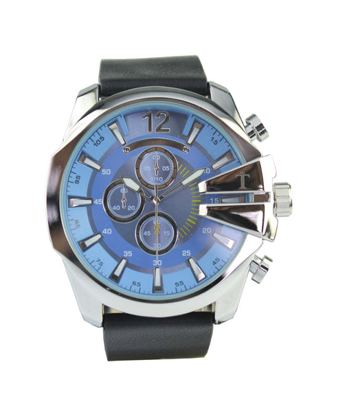 Ezra Watch in Blue