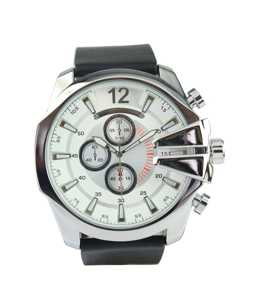 Ezra Watch in Silver