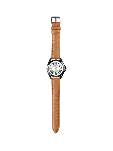 Tosca Watch in Camel