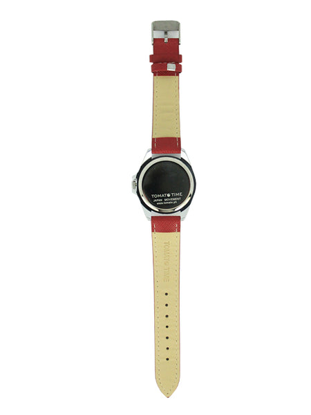 Tosca Watch in Red
