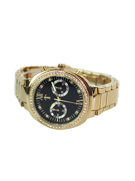 Tyne Watch in Gold