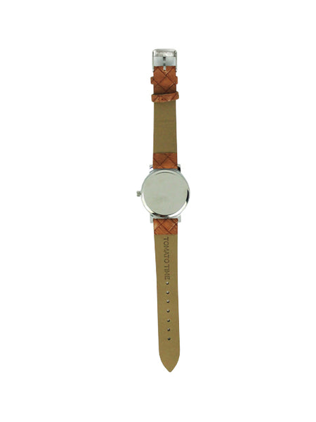 Abby Watch in Tan