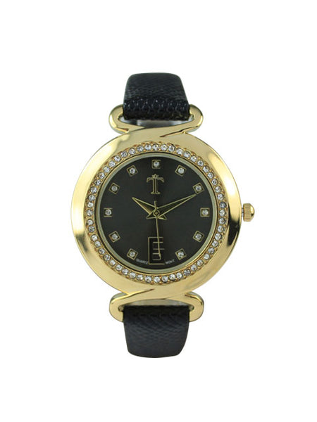 Ava Watch in Black