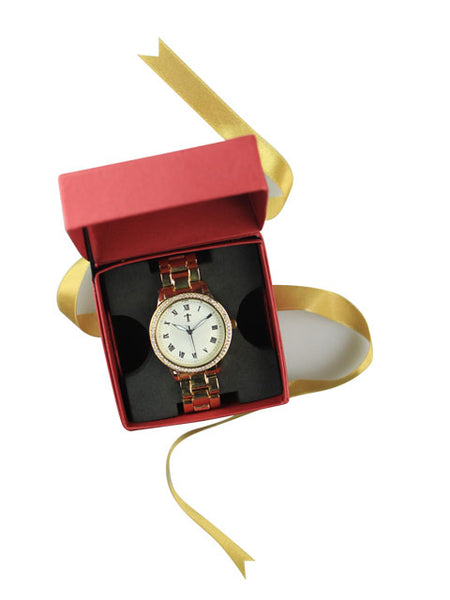 Christiane Watch in Gold