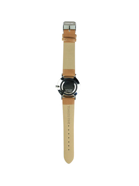 Dahlia Watch in Brown