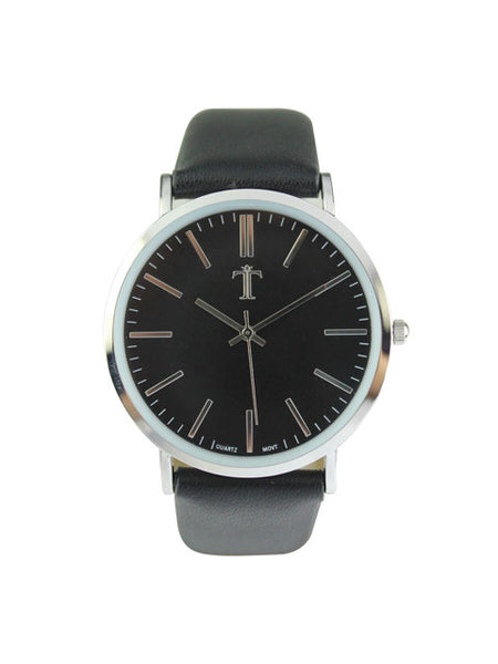 Dahlia Watch in Black