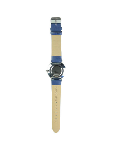 Dahlia Watch in Navy