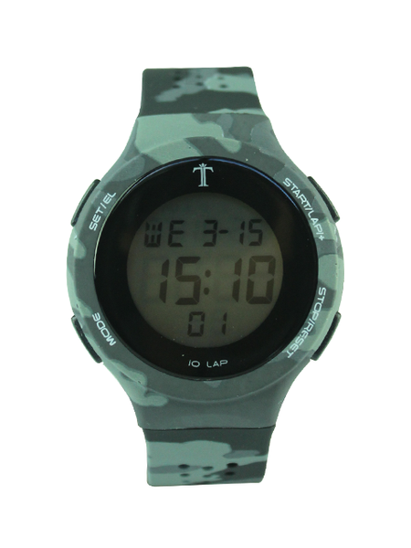 Ferrari Watch in Camouflage