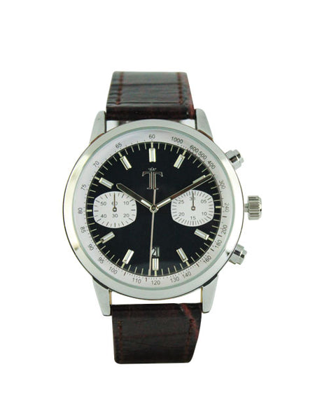 Manchester Watch in Brown