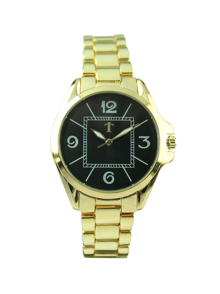 Martha Watch in Gold