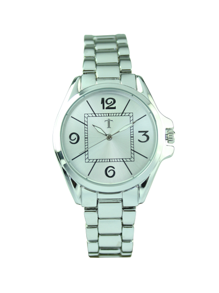 Martha Watch in Silver