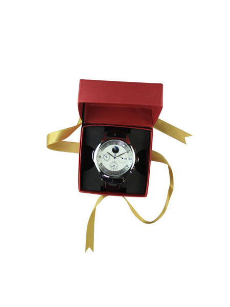 Milan Watch in Black