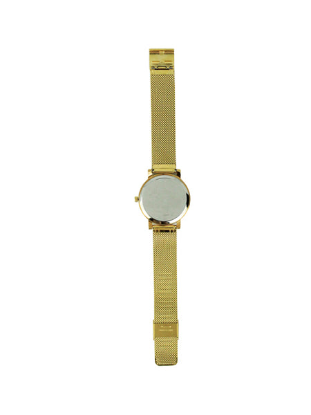 Olive Watch in Gold