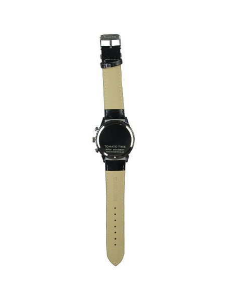 Paris Watch in Black