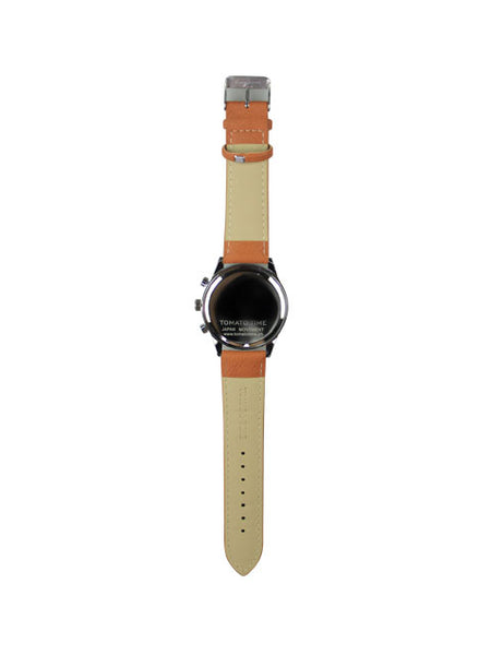 Paris Watch in Brown
