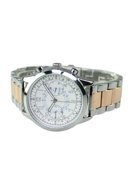 Paris Watch in Silver